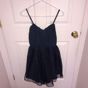 ModCloth Navy Dress
